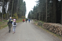 Jesienny Rajd Pieszy 2017 08