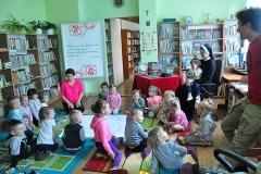 Kocham Plskę zajęcia w bibliotece 001