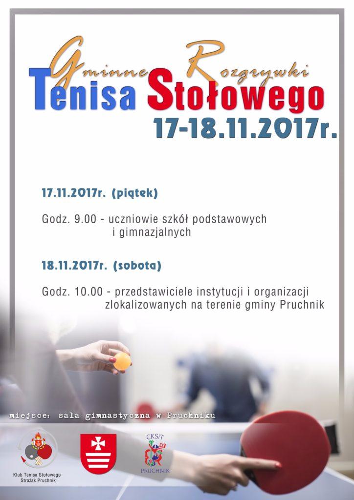 PlakatRozgrywkiTenisaStoowego2017
