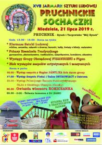 PRUCHNICKE SOCHACZKI 2019 nowy program